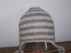 bonnet peruvien bambin  crochet